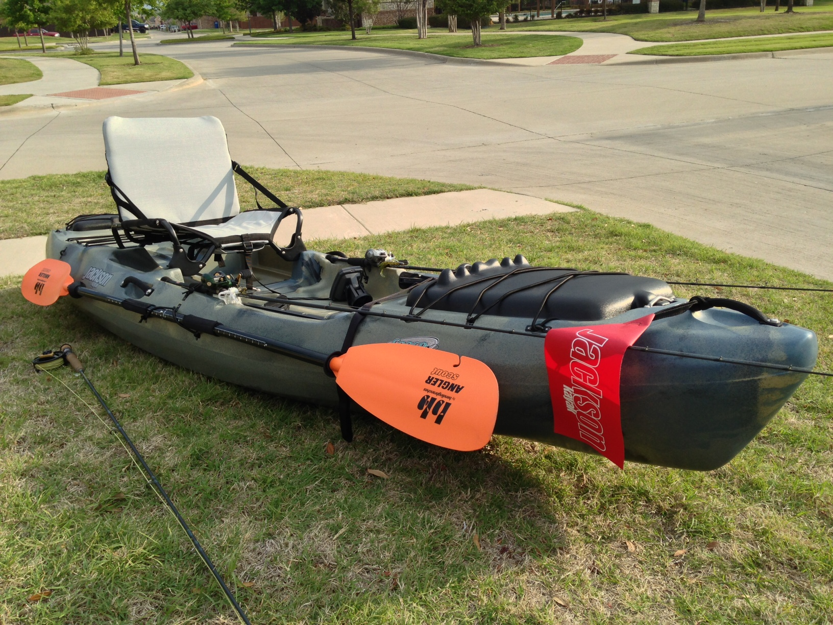 Sail Free Access Diy Fishing Kayak Mods